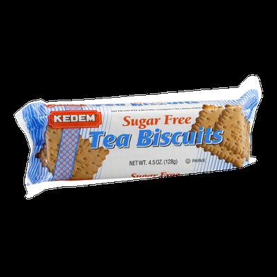 Kedem Sugar Free Tea Biscuits