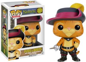 SHREK - PUSS IN BOOTS (VFIG) by FUNKO POP MOVIES