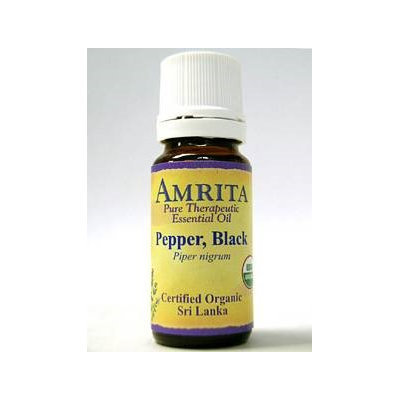 Pepper, Black 10 ml by Amrita Aromatherapy