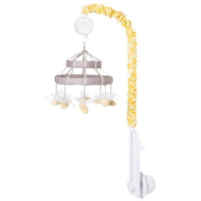 Petit Tresor French Bee Musical Mobile