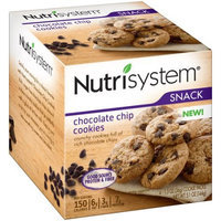 Generic Nutrisystem Chocolate Chip Cookies, 1.3 oz, 4 count, (Pack of 6)