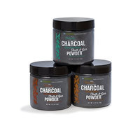 inVitamin Natural Whitening Tooth & Gum Powder with Activated Charcoal, 2.75oz - Spearmint (*New Packaging and Flavors!*)