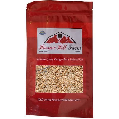 Hoosier Hill Farm Organic Hard Red Wheat Berries, 2 lbs