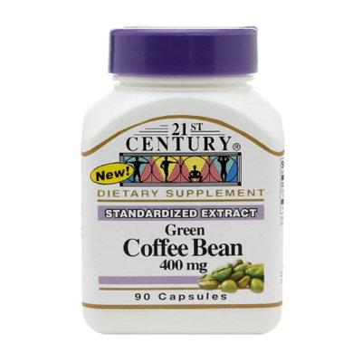 21st Century Green Coffee Bean 400mg