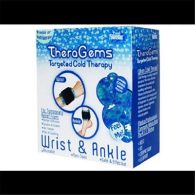 Living Healthy Products TG-108 Cold Therapy Wrist & Ankles Cold Pack