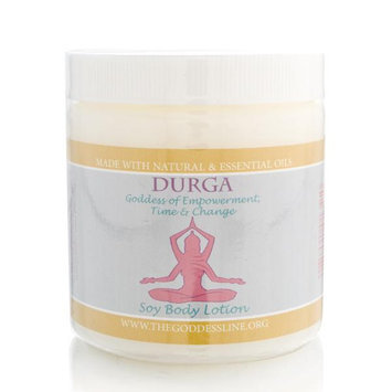 Lakshmi Durga Fragrance - Goddess of Empowerment, Time Change Soy Body Lotion