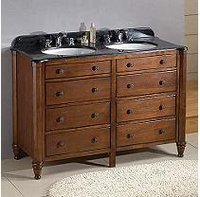 Ove Decors Munich Double Bathroom Vanity Set