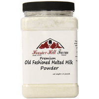 Hoosier Hill Farm Premium Old Fashioned Malted Milk Powder, 1.5 lbs