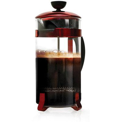 Primula Classic 8-Cup Coffee Press, Red