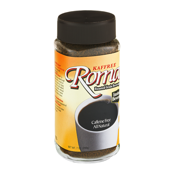 Kaffree Roma Roasted Grain Instant Beverage Caffeine Free