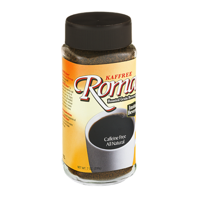 Kaffree Roma Roasted Grain Instant Beverage Caffeine Free