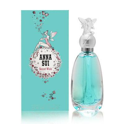 Secret Wish by Anna Sui for Women - 2.5 oz EDT Spray