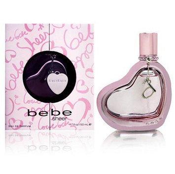 Bebe Sheer by Bebe for Women EDP Spray