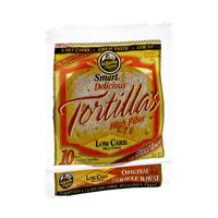 LaTortilla Factory Smart & Delicious Low Carb Original Tortillas
