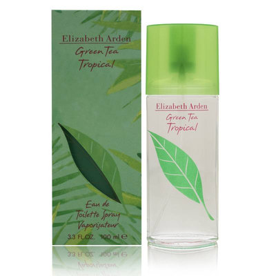 Elizabeth Arden Green Tea Tropical EDT Spray 100ml