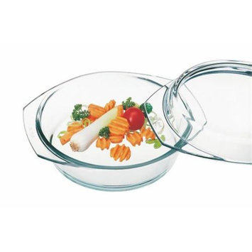 Simax 6176/6186 Round Casserole with Lid - 2.5 Quart