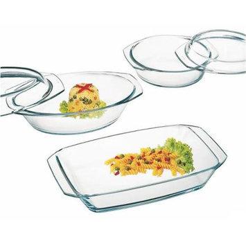 Simax 302 5-Piece Casserole Pan Set