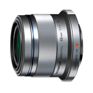 Olympus V311030SU000 45 mm f/1.8 Fixed Focal Length Lens for Micro Four Thirds