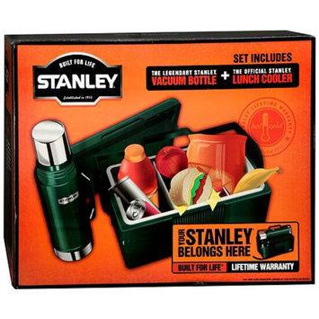 Stanley Vacuum Bottle + Lunch Cooler Set - School Supplies