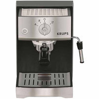 Krups KRUPS Pump Espresso Machine with Precise Tamp Technology, Black