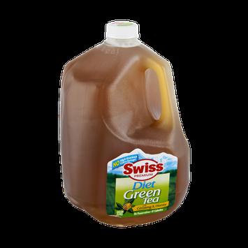 Swiss Premium Ginseng & Honey Diet Green Tea