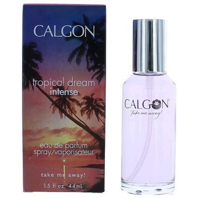 Coty Calgon Tropical Dream Shimmer Intense Eau de Parfum Spray for Women, 1.5 Ounce
