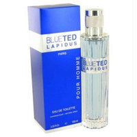 BlueTed by Ted Lapidus Eau De Toilette Spray 3.4 oz