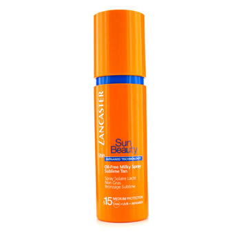 Lancaster Sun Care Oil-Free Milky Spray SPF 15 150ml/5oz