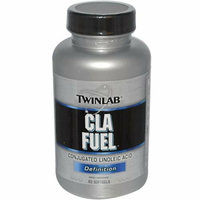 Twinlab CLA Fuel Conjugated Linoleic Acid Definition 60 Caps