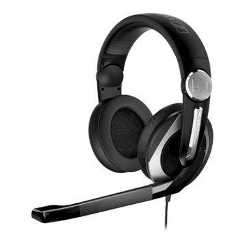 Sennheiser Headset PC 333D With Enhanced Bass - Black - 504126
