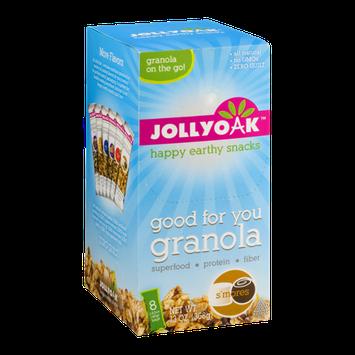 Jolly Oak Granola S'mores
