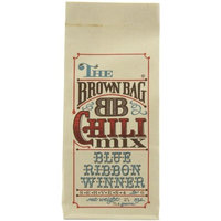 Brown Bag Dry Chili Mix, 2.5-Ounce (Pack of 6)