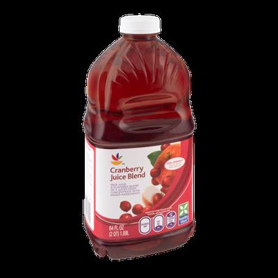 Cranberry Juice Blend 100% Juice