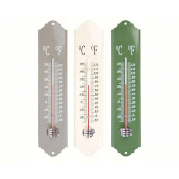 Best For Birds BFBEL026 Metal Thermometer Assorted Colors