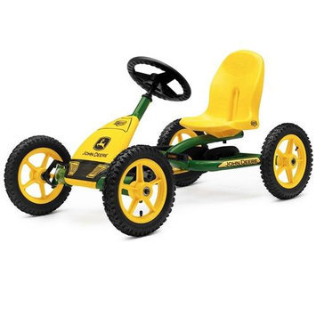 Berg Toys Tretauto Pedal Gokart Buddy John Deere