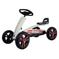 Berg USA Buzzy Fiat 500 Pedal Go Kart Riding Toy
