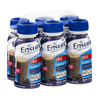 Ensure Plus Nutrition Shake Dark Chocolate Flavor