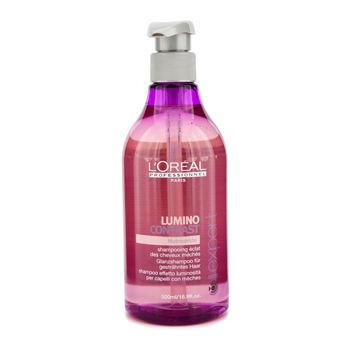 Serie Expert Lumino Contrast Radiance Shampoo 16.9oz