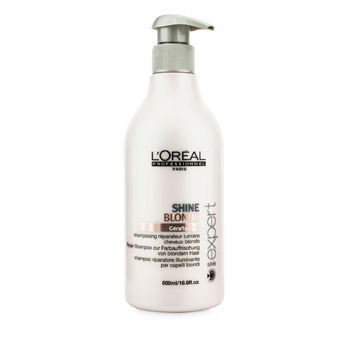 L'Oréal - Professionnel Expert Serie - Shine Blonde Shampoo 500ml/16.9oz