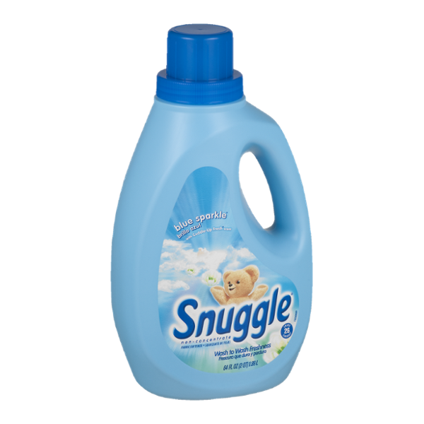 Snuggle Fabric Softener Blue Sparkle