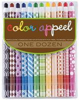 Color Appeel Crayon Sticks - Set of 12
