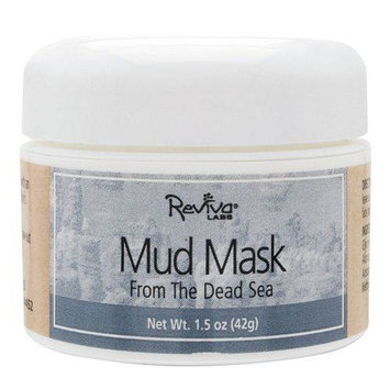Reviva Labs Mud Mask From The Dead Sea - For Oily Skin