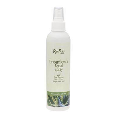 Reviva Labs Facial Spray Lindenflower - 8 fl oz