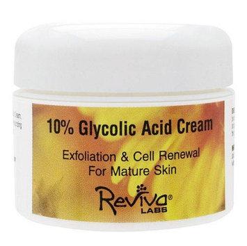 Reviva Labs 10% Glycolic Acid Night Cream, 1.5 oz