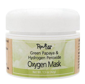 Reviva Labs - Hydrogen Peroxide Oxygen Mask - 1.5 oz.