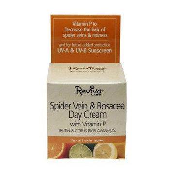Reviva Labs Spider Vein & Rosacea Day Cream 1.5 oz.