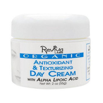 Reviva Labs Organic Antioxidant & Texturizing Day Cream