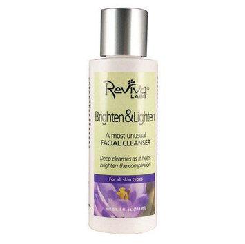 Reviva Labs - Facial Cleanser Brighten & Lighten - 4 oz.