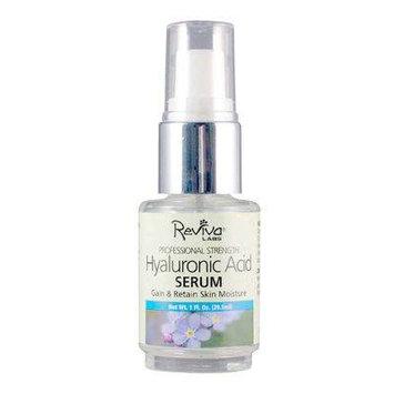 Reviva Labs Hyaluronic Acid Serum - 1 fl oz