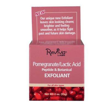 Reviva Labs Pomegranate-Lactic Acid Exfoliant
